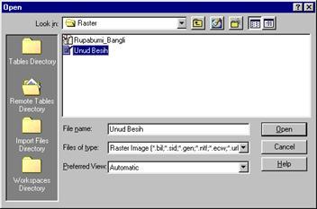Gambar 1. Kotak dialog open file logo